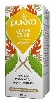 Pukka Active 35 Oil  - Click to view a larger image