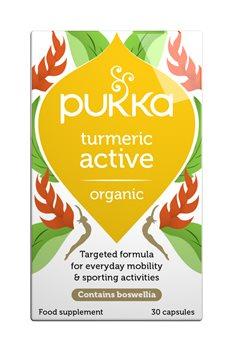 Pukka Turmeric Active  - Click to view a larger image