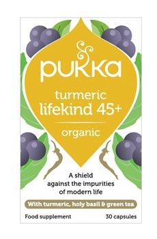 Pukka Turmeric LifeKind  - Click to view a larger image