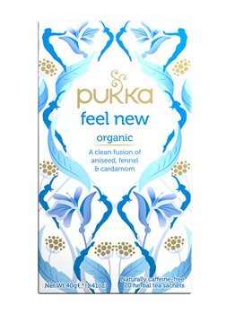 Pukka Feel New  - Click to view a larger image