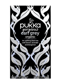Pukka Gorgeous Earl Grey  - Click to view a larger image