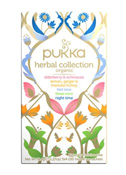 Pukka Herbal Collection Pack  - Click to view a larger image