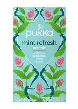 Pukka Mint Refresh  - Click to view a larger image
