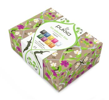 Pukka Tea Selection Box  - Click to view a larger image