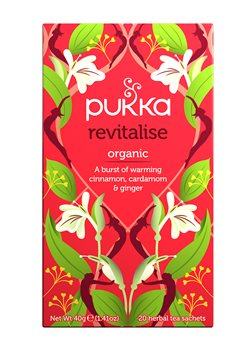 Pukka Revitalise  - Click to view a larger image