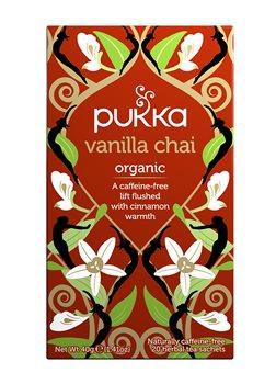 Pukka Vanilla Chai  - Click to view a larger image