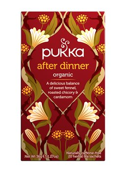 Pukka After Dinner Tea  - Click to view a larger image