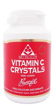 Bio Health Buffered Vit C Crystals  - Click to view a larger image