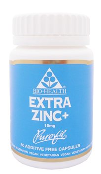Bio Health Extra Zinc Plus  - Click to view a larger image