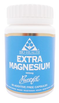 Bio Health Extra Magnesium  - Click to view a larger image