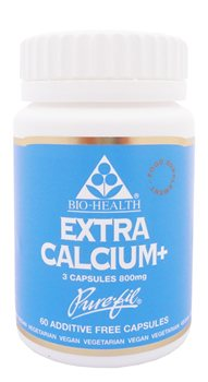 Bio Health Extra Calcium  - Click to view a larger image