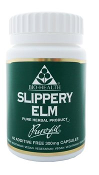 Bio Health Slippery Elm  300mg  - Click to view a larger image