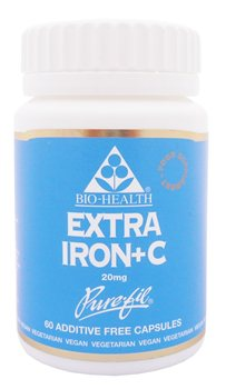 Bio Health Extra Iron   - Click to view a larger image