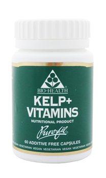 Bio Health Kelp+ Vitamins  - Click to view a larger image