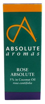 Absolute Aromas Rose Absolute 5% Dilution  - Click to view a larger image