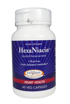 Enzymatic Therapy HexaNiacin  - Click to view a larger image