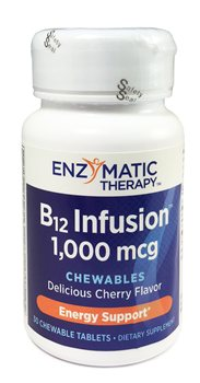 Enzymatic Therapy B12 Infusion  - Click to view a larger image