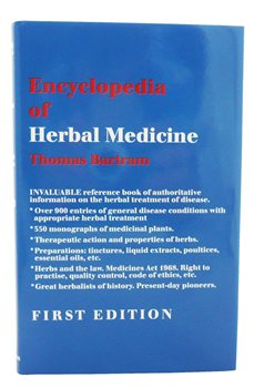 Grace Encyclopedia Herbal Medicine (hard Back)  - Click to view a larger image