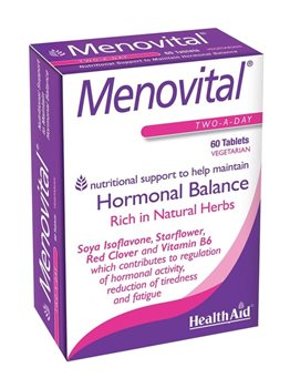 Health Aid Menovital   - Click to view a larger image