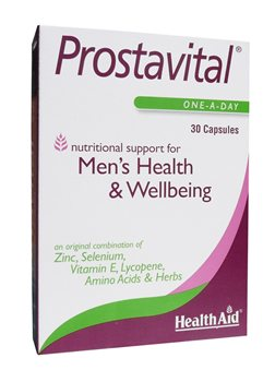 Health Aid Prostavital  - Click to view a larger image
