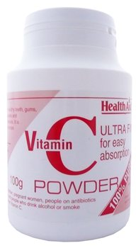 Health Aid Vitamin C Powder 100% Pure   - Click to view a larger image