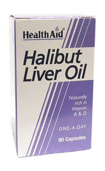 Health Aid Halibut Liver Oil  - Click to view a larger image
