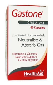 Health Aid Gastone Charcoal  - Click to view a larger image