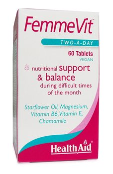 Health Aid FemmeVit  - Click to view a larger image