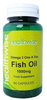 healthwise omega epa fish oil 1000mg