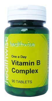 Healthwise vitamin b complex for Healthwise fish oil